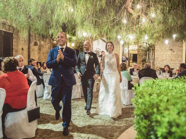 Il matrimonio di Francesco e Rosalia a Mussomeli, Caltanissetta 90