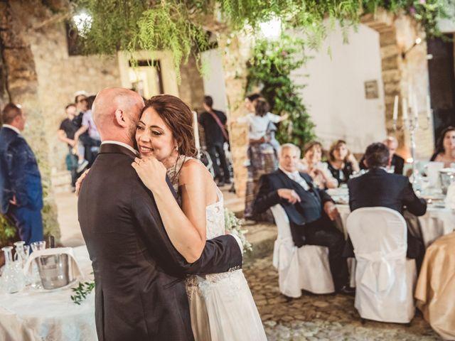 Il matrimonio di Francesco e Rosalia a Mussomeli, Caltanissetta 91
