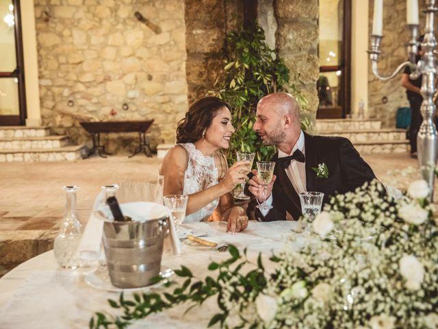 Il matrimonio di Francesco e Rosalia a Mussomeli, Caltanissetta 92