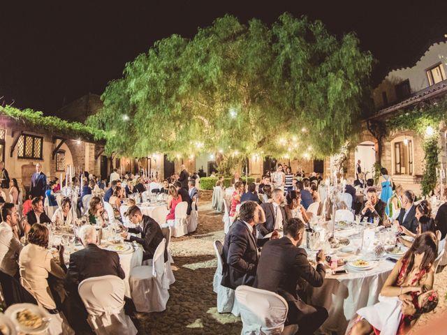 Il matrimonio di Francesco e Rosalia a Mussomeli, Caltanissetta 93