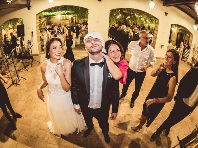 Il matrimonio di Francesco e Rosalia a Mussomeli, Caltanissetta 96