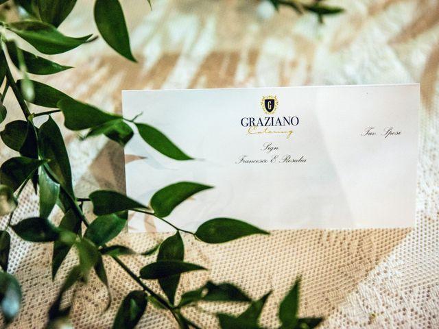 Il matrimonio di Francesco e Rosalia a Mussomeli, Caltanissetta 97