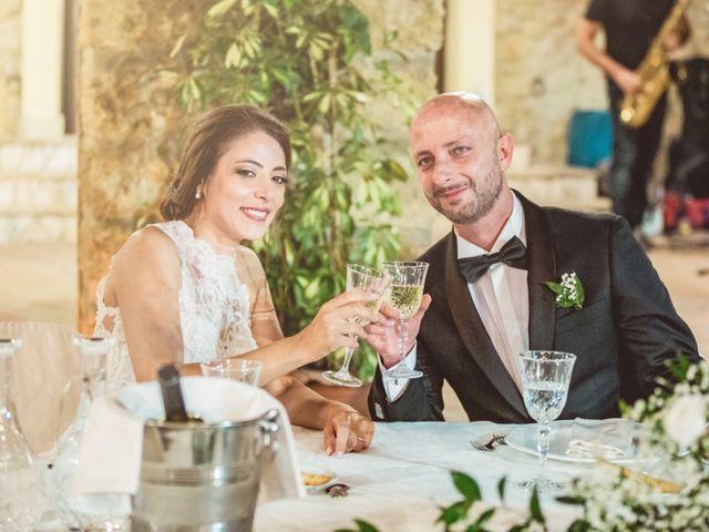 Il matrimonio di Francesco e Rosalia a Mussomeli, Caltanissetta 100