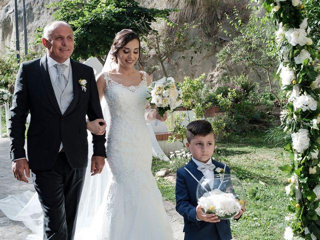 Il matrimonio di Elisa e Giosofatto a Vibo Valentia, Vibo Valentia 17