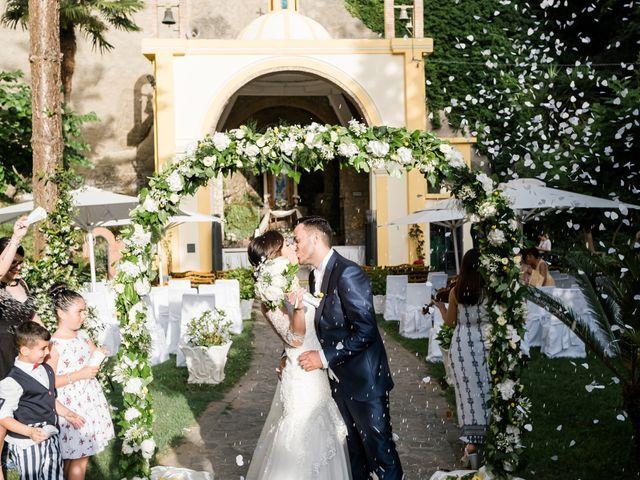 Il matrimonio di Elisa e Giosofatto a Vibo Valentia, Vibo Valentia 21