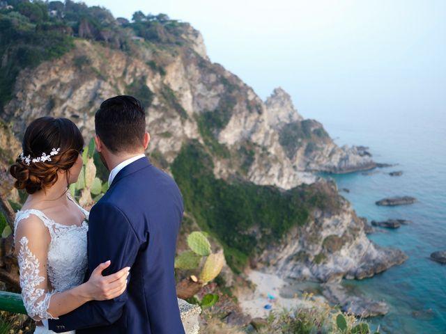 Il matrimonio di Elisa e Giosofatto a Vibo Valentia, Vibo Valentia 25