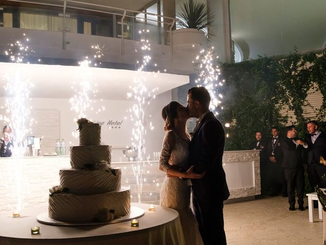Il matrimonio di Elisa e Giosofatto a Vibo Valentia, Vibo Valentia 35