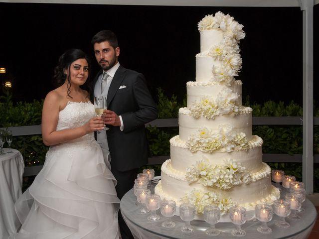 Le nozze di Giacomo e Federica