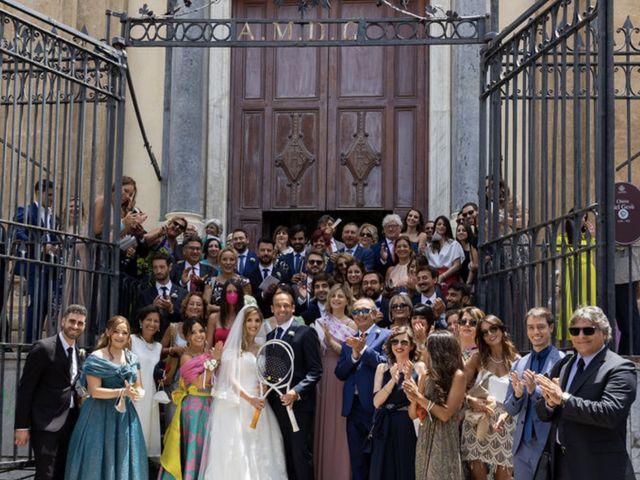 Il matrimonio di Filippo e Diana a Palermo, Palermo 4