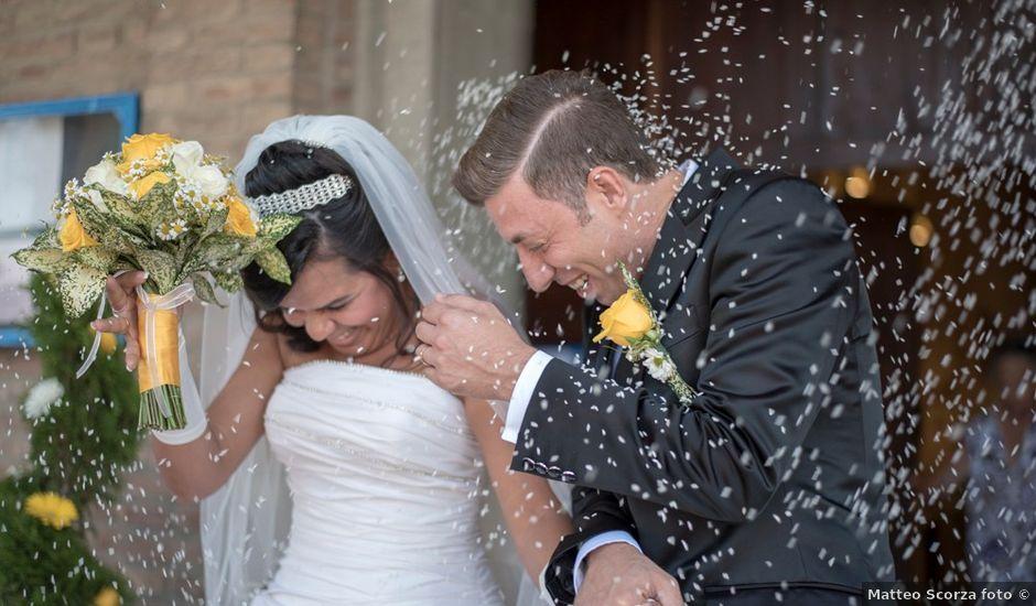 Il matrimonio di Marco e Elissane a Ravenna, Ravenna