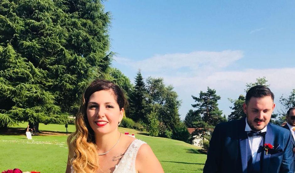 Il matrimonio di Giuseppe e jessica a Besozzo, Varese