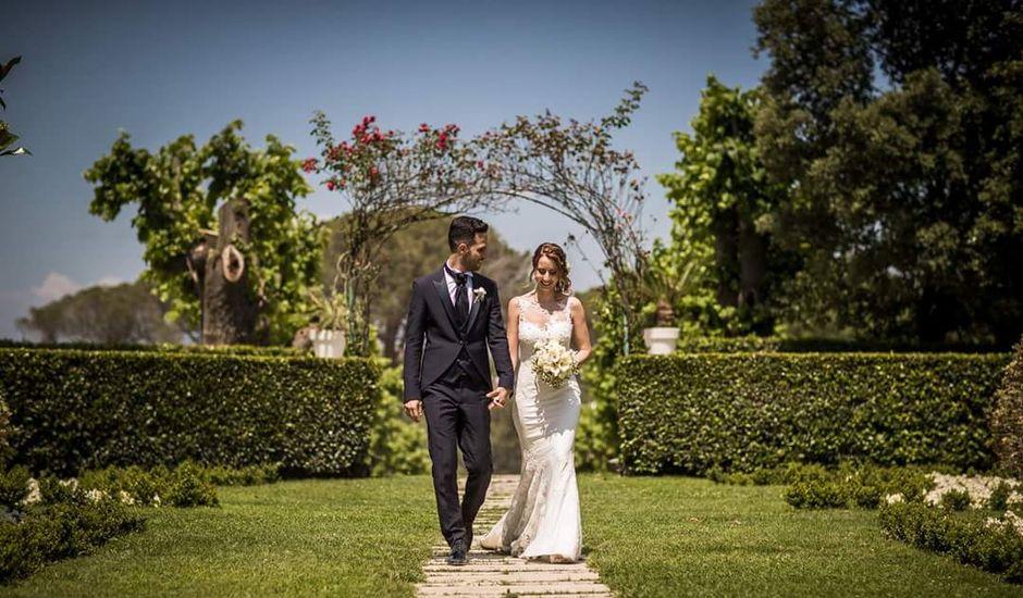 Il matrimonio di Fabio e Elisa a Roma, Roma