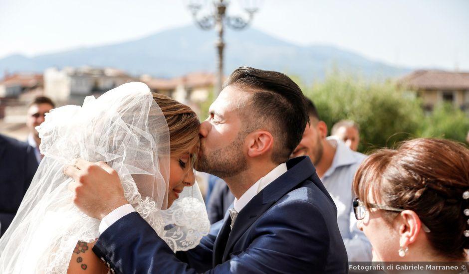 Il matrimonio di Renato e Tiziana a Catania, Catania