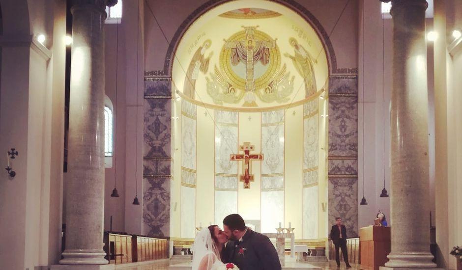 Il matrimonio di Ennio e Sabina a Roma, Roma
