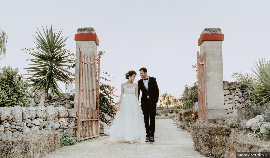Il matrimonio di Mario e Anna a Ostuni, Brindisi