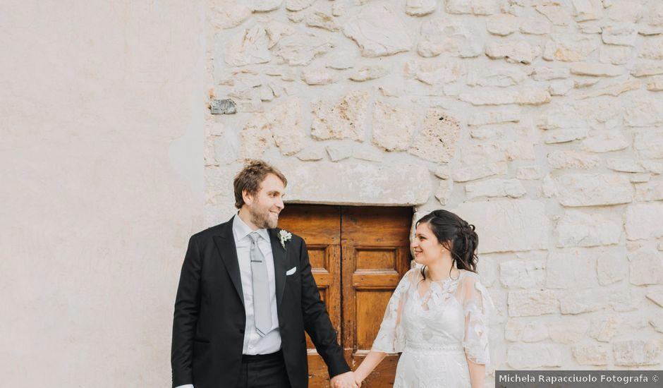Il matrimonio di Stefano e Marzia a Greccio, Rieti