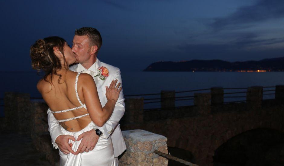 Il matrimonio di Luca e Veronica  a Albenga, Savona