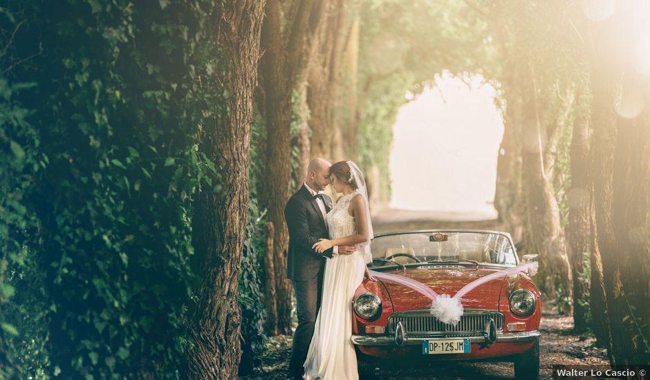 Il matrimonio di Francesco e Rosalia a Mussomeli, Caltanissetta