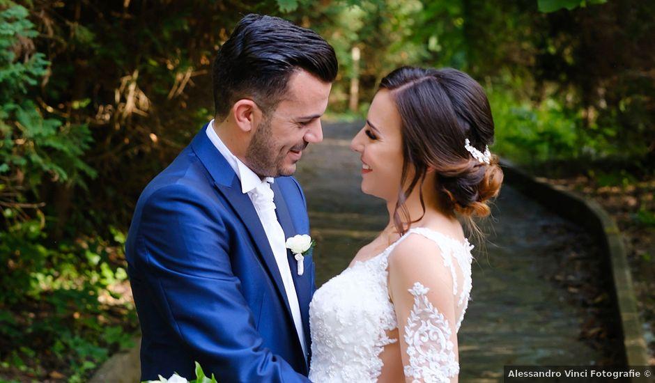 Il matrimonio di Elisa e Giosofatto a Vibo Valentia, Vibo Valentia