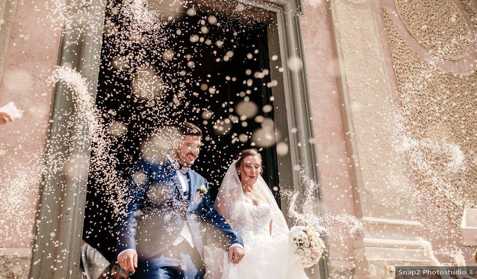 Il matrimonio di Stefano e Valeria a Gussago, Brescia