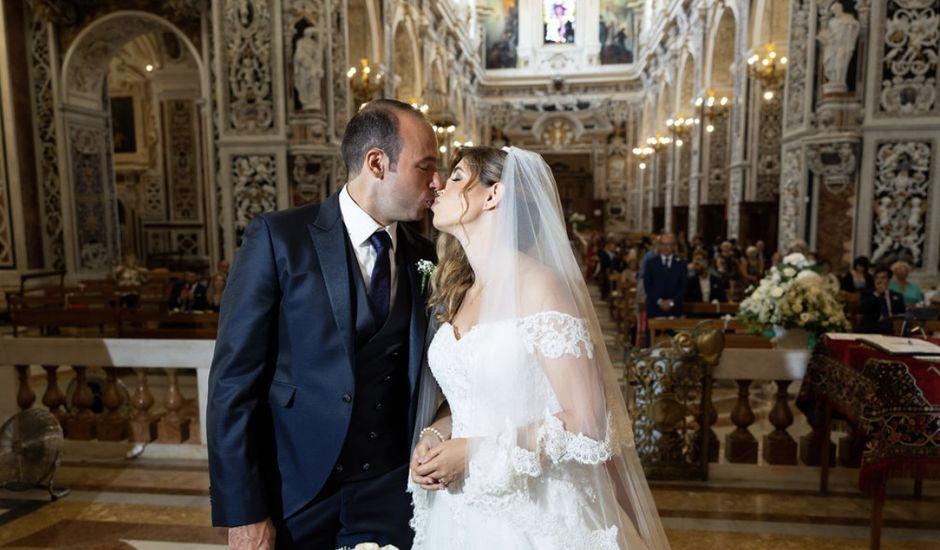 Il matrimonio di Filippo e Diana a Palermo, Palermo