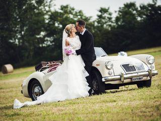 Le nozze di Denise e Michele