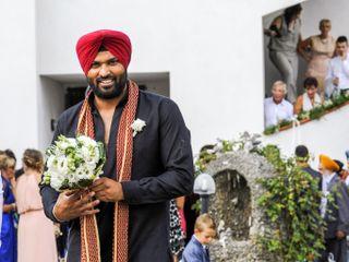 Le nozze di Valentina e Paramjeet 3