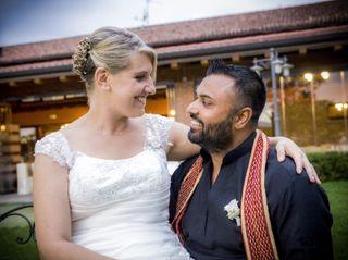 Le nozze di Valentina e Paramjeet