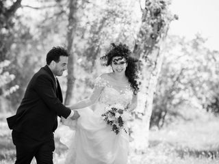 Le nozze di Teresa e Raffaele