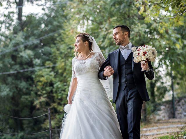 le nozze di Hilary e Filippo