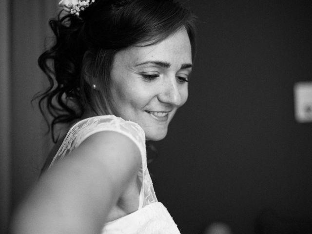 Il matrimonio di Alan e Ilaria a Malgesso, Varese 12