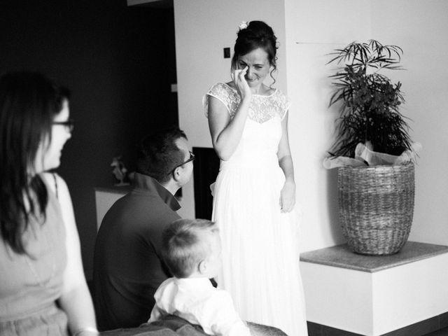 Il matrimonio di Alan e Ilaria a Malgesso, Varese 13