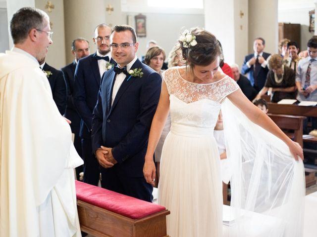 Il matrimonio di Alan e Ilaria a Malgesso, Varese 25