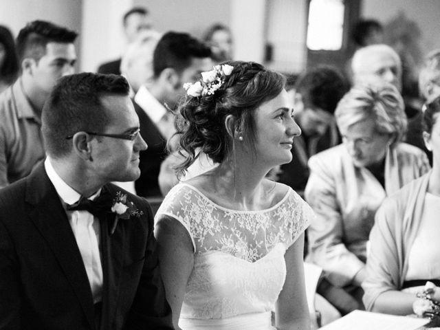 Il matrimonio di Alan e Ilaria a Malgesso, Varese 26