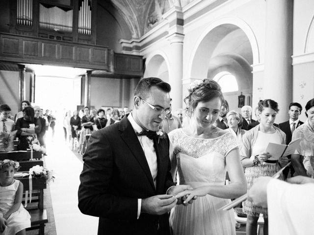 Il matrimonio di Alan e Ilaria a Malgesso, Varese 27