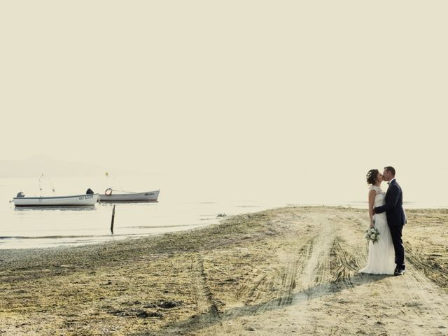 Il matrimonio di Alan e Ilaria a Malgesso, Varese 39