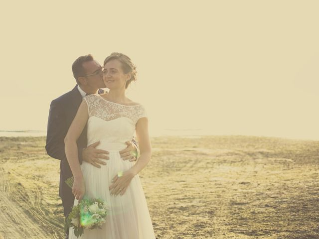 le nozze di Ilaria e Alan