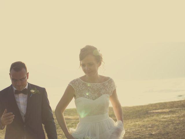 Il matrimonio di Alan e Ilaria a Malgesso, Varese 1