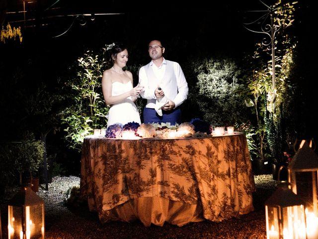 Il matrimonio di Alan e Ilaria a Malgesso, Varese 49