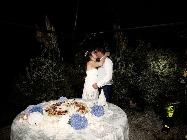 Il matrimonio di Alan e Ilaria a Malgesso, Varese 50