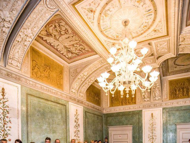 Il matrimonio di Paramjeet e Valentina a Filago, Bergamo 6