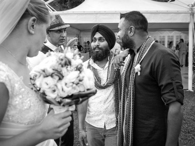 Il matrimonio di Paramjeet e Valentina a Filago, Bergamo 11