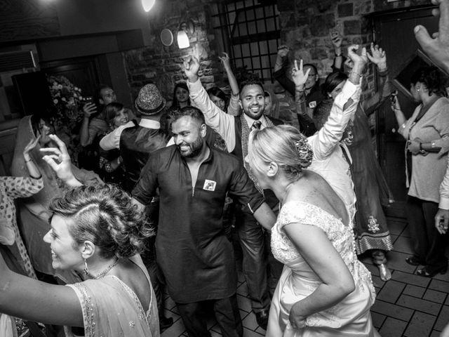 Il matrimonio di Paramjeet e Valentina a Filago, Bergamo 15