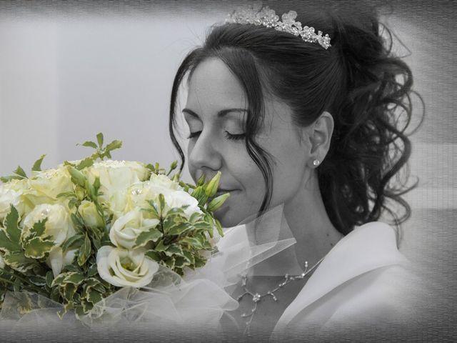 Il matrimonio di Marco e Ilaria a Bovisio-Masciago, Monza e Brianza 2