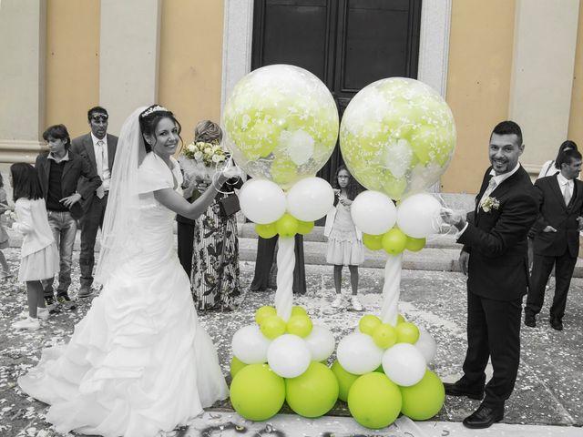 Il matrimonio di Marco e Ilaria a Bovisio-Masciago, Monza e Brianza 7