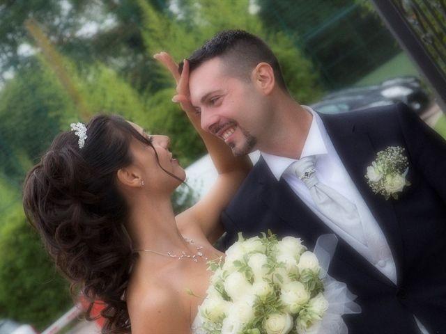Il matrimonio di Marco e Ilaria a Bovisio-Masciago, Monza e Brianza 8