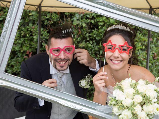 Il matrimonio di Marco e Ilaria a Bovisio-Masciago, Monza e Brianza 11