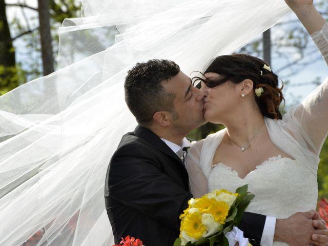 Le nozze di Cecilia e Daniele