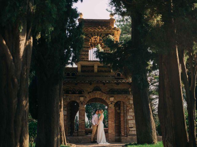 Il matrimonio di Jess e Steve a Taormina, Messina 4
