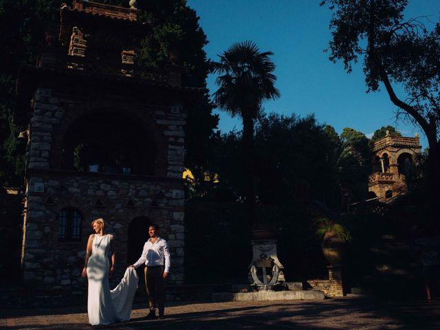 Il matrimonio di Jess e Steve a Taormina, Messina 7